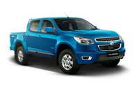 2015 Holden Colorado LTZ (4x4) Crew Cab P/Up