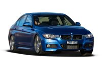 2015 BMW 3 16i Luxury Line 4D Sedan