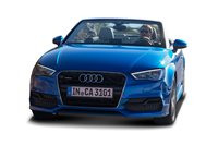 2015 Audi A3 1.4 TFSI Attraction COD 2D Cabriolet
