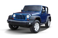 2015 Jeep Wrangler Sport (4x4) 2D Softtop