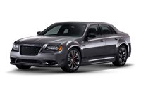 2015 Chrysler 300 SRT8 Core Satin Vapour 4D Sedan