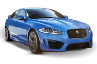 2016 Jaguar XF XFR-S 4D Sedan