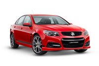2015 Holden Commodore SV6 Lightning 4D Sedan