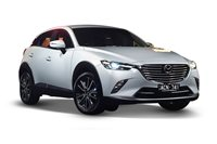 2017 Mazda CX-3 S Touring Safety (AWD) 4D Wagon
