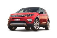 2015 Land Rover Discovery Sport SD4 HSE Luxury 4D Wagon