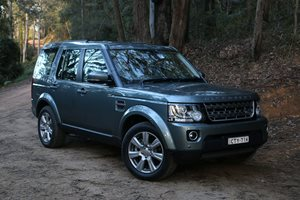 Land Rover Discovery SDV6 SE review