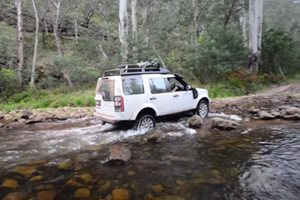 Land Rover Discovery TDV6 review
