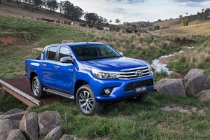 Toyota officially unveils all-new Hilux