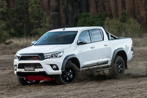 TRD Toyota Hilux main