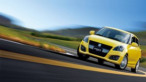 Wheels Magazine: Suzuki Swift Sport