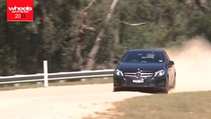 2013 Wheels Car of the Year: Mercedes-Benz A Class