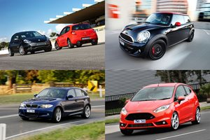 Hot hatches