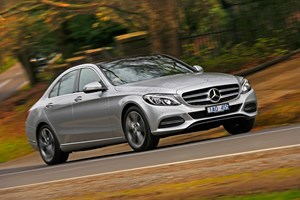 Mercedes-Benz C200 First Test Drive Review