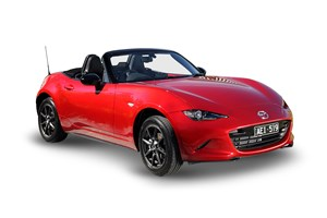 2017 Mazda MX-5 Roadster GT 2D Convertible