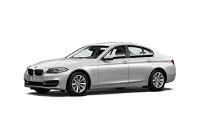 2017 BMW 520d Luxury Line 4D Sedan