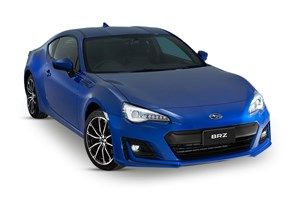 2017 Subaru BRZ Sports Pack 2D Coupe