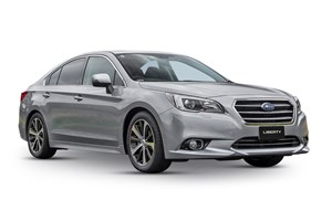 2017 Subaru Liberty 2.5i (Fleet Edition) 4D Sedan