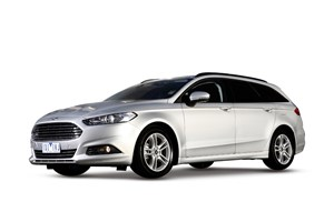 2017 Ford Mondeo Ambiente 4D Wagon