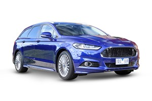 2017 Ford Mondeo Trend TDCI 4D Wagon