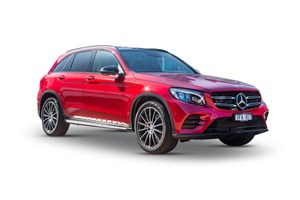 2017 Mercedes-Benz GLC250  4D Wagon