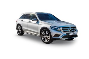 2017 Mercedes-Benz GLC350 d 4D Wagon
