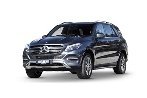 2017 Mercedes-Benz GLE 350 d 4Matic 4D Coupe