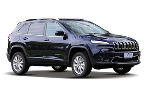 2017 Jeep Cherokee Limited (4x4) 4D Wagon
