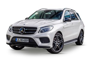 2017 Mercedes-AMG GLE 43 4Matic 4D Wagon