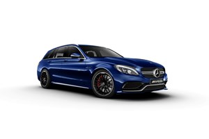 2017 Mercedes-AMG C 63 S 4D Estate
