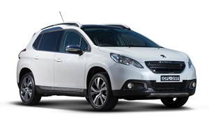 2017 Peugeot 2008 Active 4D Wagon