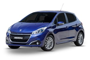 2017 Peugeot 208 Active 5D Hatchback