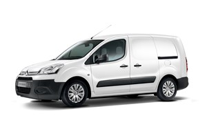 2017 Citroen Berlingo 1.6 HDI Long Van