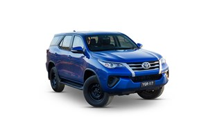 2017 Toyota Fortuner GX 4D Wagon