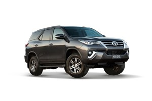 2017 Toyota Fortuner GXL 4D Wagon