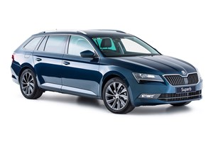 2017 Skoda Superb 206 TSI (4x4) 4D Wagon