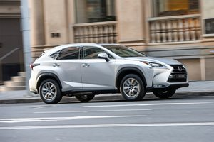 Lexus Nx 2018 Review Price Specification Whichcar