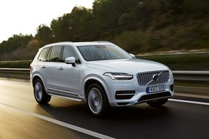 2015 Volvo XC90 review test drive