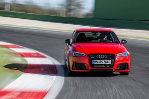 Audi RS3 Sportback review test drive