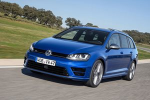 VW Golf R Wagon review