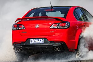 VF II Holden Commodore SS