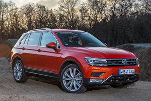 2017 Volkswagen Tiguan review