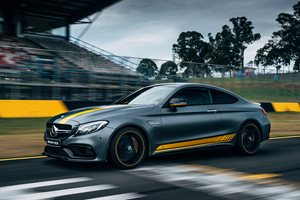 Mercedes-AMG C63 S Coupe review