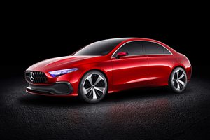 Mercedes Benz Concept A main
