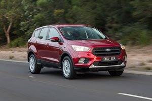 2017 Ford Escape review video