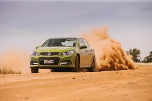 Holden and Wheels' epic drives in photos