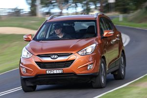 2015 Hyundai ix35 Review