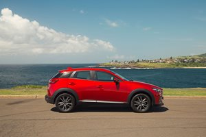 Snackable Review: Mazda CX-3