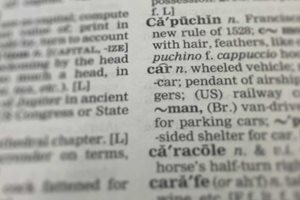 WhichCar glossary