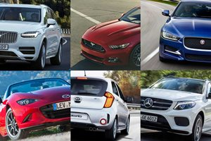 Cars to watch in 2015