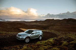 Snackable Review: Land Rover Discovery Sport
